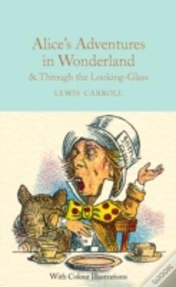 Wook.pt - Alice In Wonderland And Through The Looking-Glass