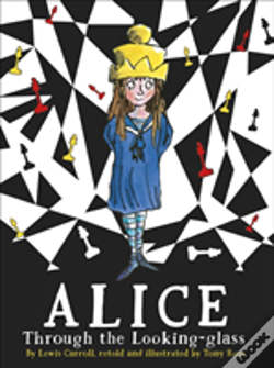 Wook.pt - Alice Through The Looking Glass