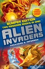 Alien Invaders: Galaxy Hero!