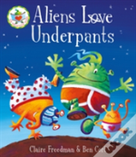 Aliens Love Underpants Pa