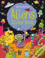 Aliens Sticker Book