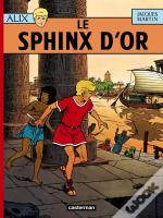 Alix T.2 ; Le Sphinx D'Or