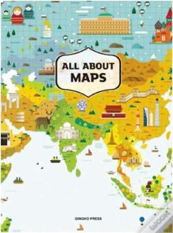 Wook.pt - All About Maps /Anglais
