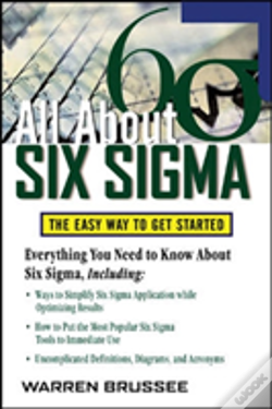 Wook.pt - All About Six Sigma