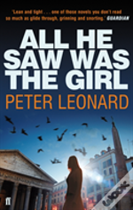 All He Saw Was The Girl