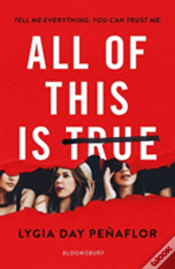 Wook.pt - All Of This Is True A Novel