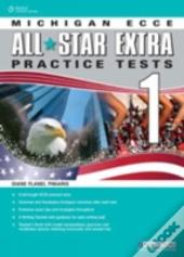 All Star Extra Practice Test For Michigan Ecce Student'S Book + Glossary 1
