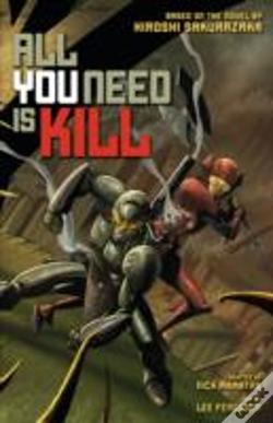 Wook.pt - All You Need Is Kill - Graphic Novel