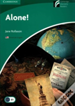 Alone! Level 3 Lower-Intermediate American English Edition