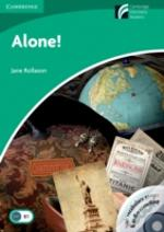 Alone! Level 3 Lower-Intermediate With Cd-Rom And Audio Cd