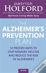 Alzheimer'S Prevention Plan
