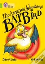 Amazing Adventures Of Batbirdband 11/Lime