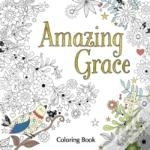 Amazing Grace Coloring Book Pb