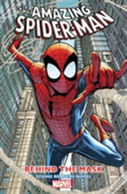 Wook.pt - Amazing Spider-Man - Behind The Mask: Young Readers Novel