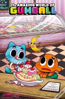 Wook.pt - Amazing World Of Gumball #5