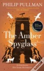 Amber Spyglass Adult Edition Wbn Cover