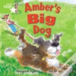 Amber'S Big Doggreen Reader 4