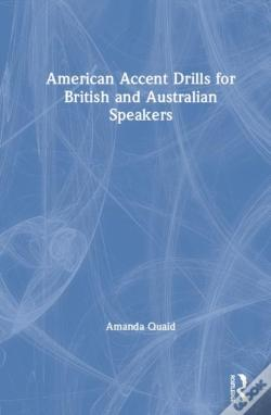 Wook.pt - American Accent Drills For British And Australian Speakers