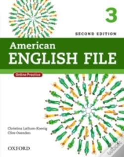 Wook.pt - American English File 2e 3 Student Book Pack