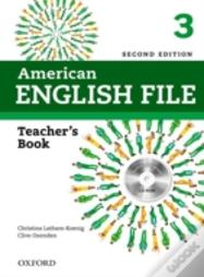 American English File 2e 3 Teachers Book Pack