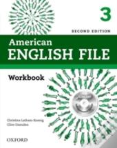 American English File 2e 3 Workbook Without Key Pack