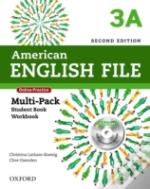 American English File 2e 3a Mutli Pack