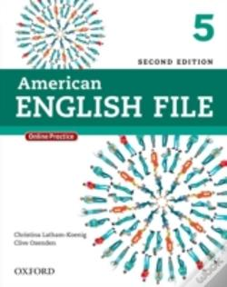 Wook.pt - American English File 2e 5 Student Book Pack