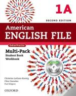 American English File: Level 1: Multipack A With Online Practice And Ichecker