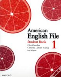 Wook.pt - American English File Level 1: Student Book