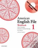 American English File Level 1: Workbook With Multi-Rom Pack