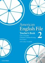American English File Level 2: Teacher'S Book