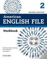 American English File: Level 2: Workbook With Ichecker