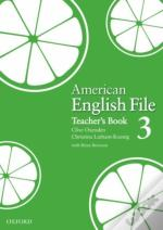 American English File Level 3: Teacher'S Book