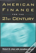 American Finance In The 21st Century