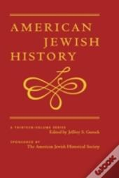American Jewish Historycolonial And Early National Period, 1654-1840