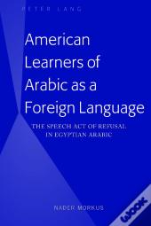 American Learners Of Arabic As A Foreign Language