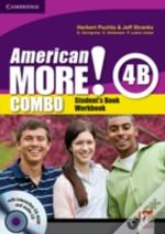 American More! Level 4 Combo B With Audio Cd/Cd-Rom