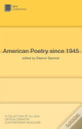 American Poetry Since 1945
