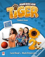 American Tiger 2 Student'S Book Pack