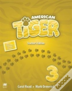 American Tiger 3 Teacher'S Edition Pack