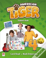 American Tiger 4 Student'S Book Pack
