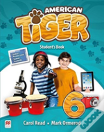 American Tiger 6 Student'S Book Pack