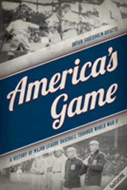 Wook.pt - Americas Game A History Of Macb