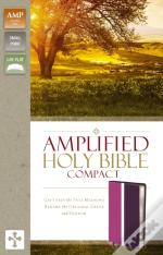Amplified Holy Bible, Compact