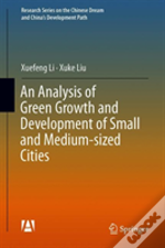 An Analysis Of Green Growth And Development Of Small And Medium-Sized Cities