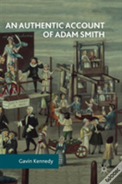 Wook.pt - An Authentic Account Of Adam Smith