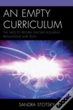 An Empty Curriculum