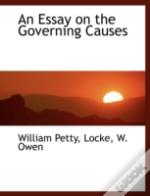 An Essay On The Governing Causes
