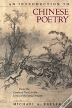 Wook.pt - An Introduction To Chinese Poetry 821