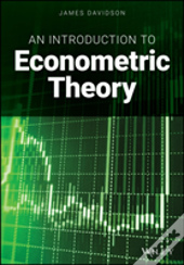An Introduction To Econometric Theory